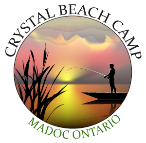 Crystal Beach Camping Resort Logo